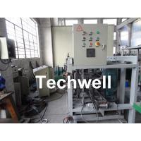 17 Forming Stations Stationary K Span Roll Forming Machine With PLC Manufactures