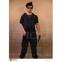 Hollywood Custom Celebrity Wax Figures Life Like Stallone Wax Statue In Stock Manufactures