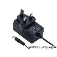 12V 2A AC DC Power Adapter UK 3pin Plug In Wall Mount Power Supply With CE GS TUV Manufactures