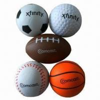 PU stress ball, Available in various styles Manufactures