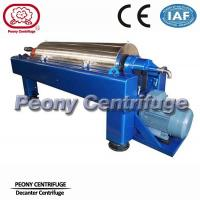 Cheap Full Automatic Decanter Centrifuges Machine Water And Solid Separator for sale