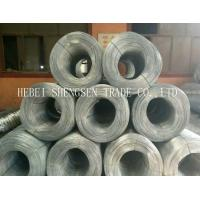 Corrosion Resistance Galvanized Iron Wire Bwg 21 GI Fencing Wire 25kg - 500kg / Roll Manufactures