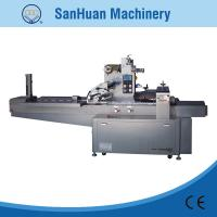 Cheap Three Side Sealing Laminate Film Pillow Type Packing Machine For AL - Plastic Tablet for sale