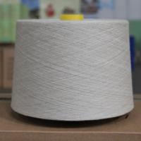 20Ne Cotton Linen Blend Yarn with Heat Dissipation , Natural Color Yarn Thread Manufactures