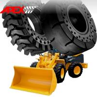 Quality Wheel Loader Solid Tire, Cushion Tyre for Kawasaki Brand Vehicle for sale