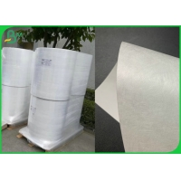 Non Tearable Waterproof Tyvek White Paper For Waist Bag 1070D 1443R 1500mm Manufactures