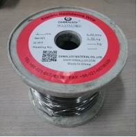 0Cr27Al7Mo2 FeCrAl Alloy Wire 0.05 - 12mm Dimensions For Electronic Furnace Manufactures