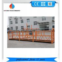 Cheap Chinese  ZLP800 spraying electric suspended platform for building facade work for sale