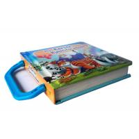 Make Your Own Board Book Look Book Printing Card Paper Material Customized Size Manufactures