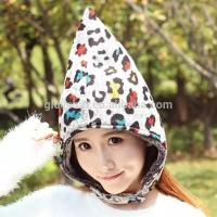 new design yiwu china wholesale bomber fleece winter Trapper camouflage earflap hats 100%polyester 24*35cm 95g thick 4 Manufactures