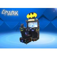 Batman racing shooting game console coin-operated game machine arcade racing simulator Manufactures