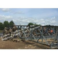 Lightweight Structure Temporary Military Bailey Bridge for Emergency Application Manufactures