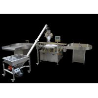Buy cheap Plate Rotary Powder Filling Machine Pharmaceutical 1 - 5000g Packing Weight from wholesalers