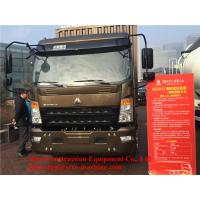 Sinotruk Light Commercial Trucks Delivery Box Van 5000Kg Loading Weight Manufactures