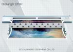 Imprimante dissolvante de grand format de Seiko Digital pour la bannière de câble imprimant 1440dpi le challengeur 3206R