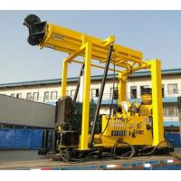 ZSYX-300T Full Hydraulic Small Water Well Drilling Rig (mud pump draining, trailer type) Manufactures