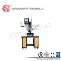 Sleeve Automatic Sticker Labeling Machine With Heat Transfer Printing 0.5 Mpa Manufactures