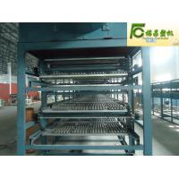 FC reciprocating type egg tray/box machine FCZMW-6 Manufactures