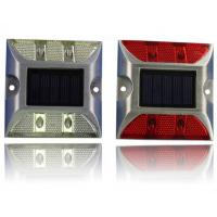 Cheap aluminum blinking or constant solar road stud for sale