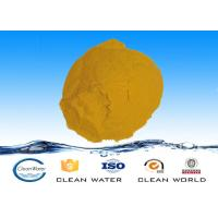 Cheap Decolorant poly aluminum chloride polymer flocculant  for textile waste water for sale
