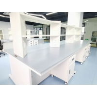 Matte Surfaces And Marine Edge Epoxy Resin Lab Countertops For Laboratory Manufactures