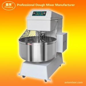 2 Speed Double Motion Spiral Dough Mixer HS80