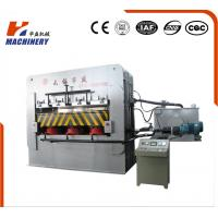 Automatic Short Cycle Furniture Lamination Machine Hot Press Wood Lamination Machine Manufactures