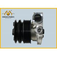 PK Belt Pully Water Pump 1873109740 For FVZ 6HK1 Spinning Smooth And Durable Manufactures