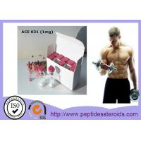 China Bodybuilding Ace-031 Peptides Steroids Potential Supplement Lyophilized Powder Ace 031 Peptide on sale