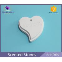 Cheap Heart Shape Scented Stones Private Label Accepted With Fragrance for sale