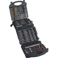 118pcs Hss Combination Drill Bit Sets with Blow Mold Case , Twist Drill Bits / Sockets Manufactures