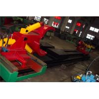Disassembling Bale Breaker Machine With Tongs Route Changeable
