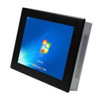 17 inch Pcap Multi-Touch Monitor with VGA,DVI/HDMI input IP65 Water Proof in front of Monitor Manufactures