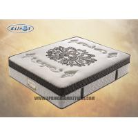 China Comfortable Queen Size Pocket Spring Mattress With 20cm High Innerspring System on sale