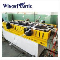 HDPE Double Wall Corrugated Pipe Extruder Machine / DWC Drainage Pipe Production Line Manufactures
