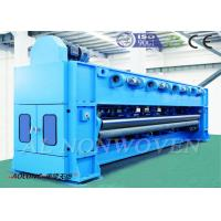 Down Stroke Nonwoven Needle Punching Machine / Auto Loom Machine For Leather Substrate Manufactures