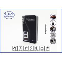 GT60 Portable Quad Band Assert / Fleet Management / Car GPS Trackers by GSM 900 / 1800 / 1900Mhz Manufactures