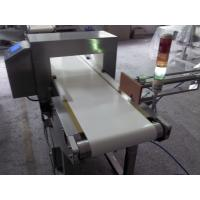 China Tabletop Food Safety Detector Conveyor Metal Detector For Food Process Industry on sale