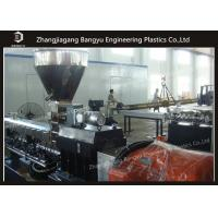 PA6/6.6 Two Stage Plastic Granulating Machine Production Line 1 Year Warranty Manufactures
