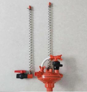 Drinking System PP Plastic Water Pressure Regulator Manufactures