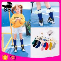 2017 New 69%cotton 25%Polyester fiber 9%Spandex Leggings Stockings With White Wings  Girls Thicken Winter Children Socks Manufactures