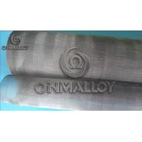 Low coefficient 0Cr25Al5 Metal Wire Mesh for aerospace , water fuel Manufactures