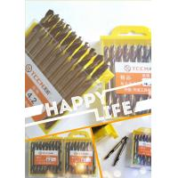 hss drill bits Manufactures