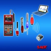 Hartip3210 Leeb Portable Digital Hardness Tester which can be equipped with both cable probe and wireless probe Manufactures
