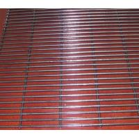Industrial Wire Mesh Fence / Heavy Duty Privacy Mesh For Fence Manufactures