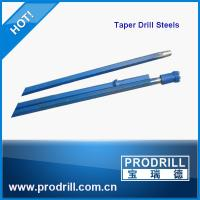 Tapered Drill Rod for Rod Drilling Manufactures