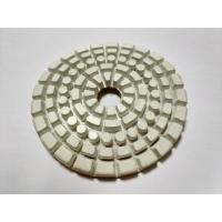 Cheap G-2 Dry Diamond Polishing Pads For Concrete / Stone Polishing High Gloss for sale