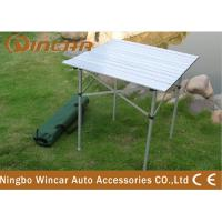 Portable Lightweight Outdoor Dining Tables Aluminum for Garden Manufactures