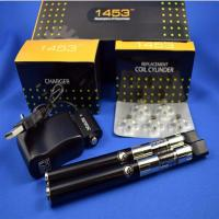 Newest hot selling in NL Justfog 1453/max electronic cigarette starter kit  with 1.6ml ego ce4 thread vape Manufactures