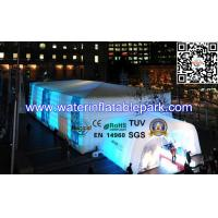 Durable Outdoor Large Inflatable Party Tent Rental Oxford Cloth Manufactures